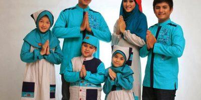 Baju Couple Muslim Untuk Keluarga