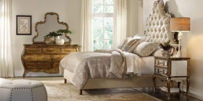 Desain Kamar Tidur Klasik Bergaya Italia