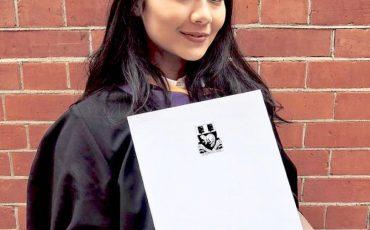Gita Gutawa Lulus S2